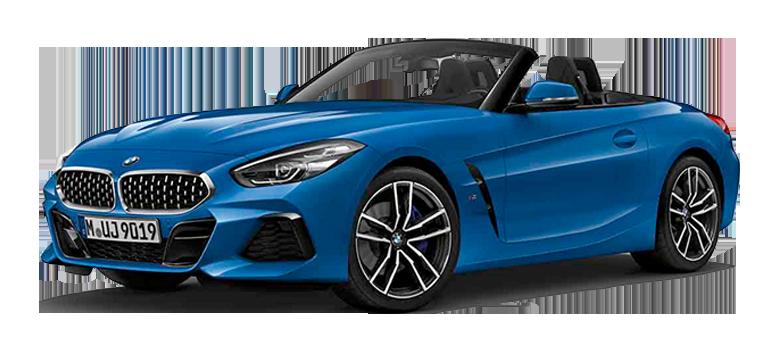 The BMW Z4 Roadster