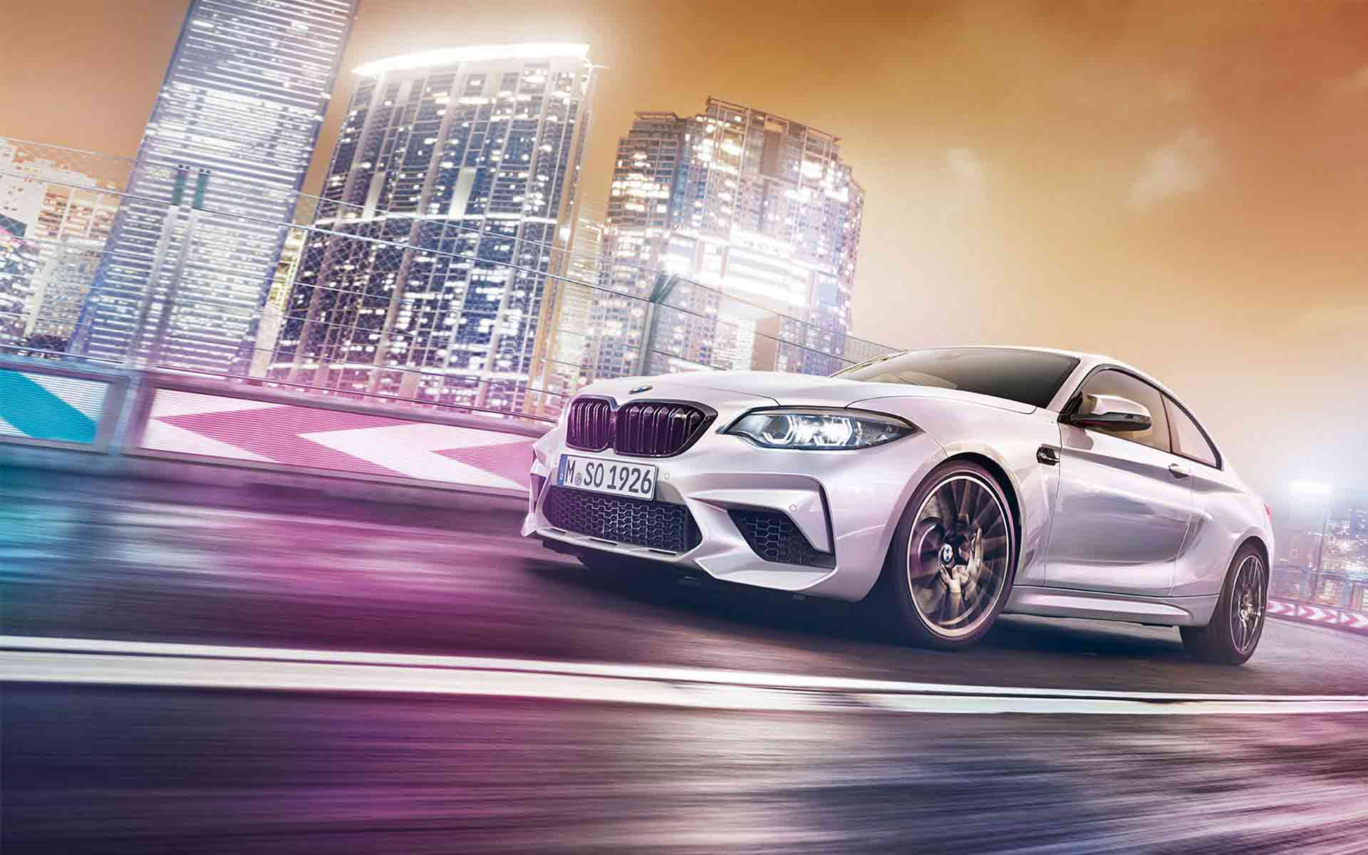 The BMW M2 Competition