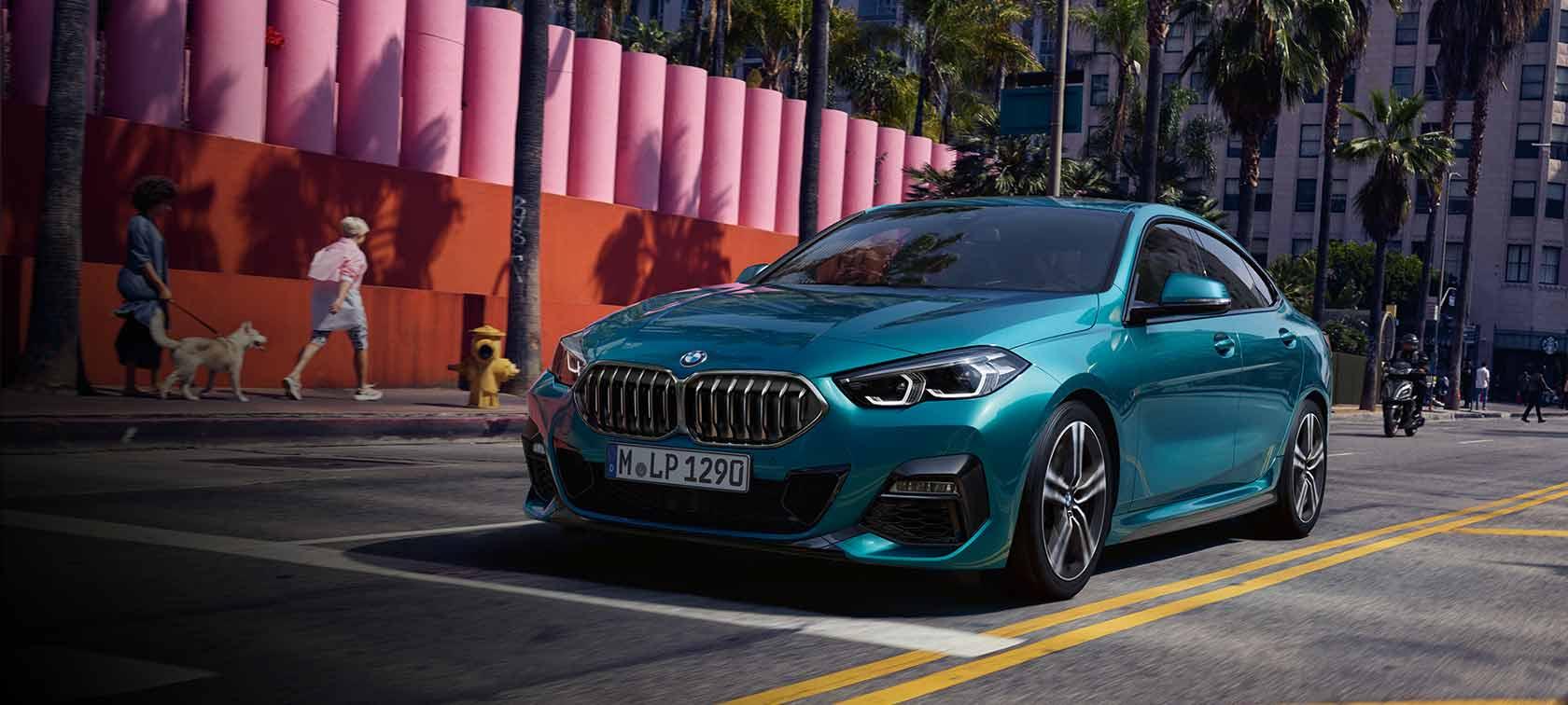 The BMW 2 Series Gran Coupé